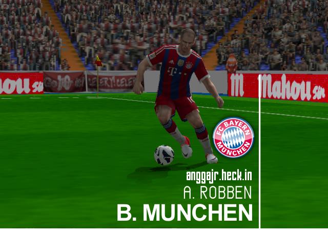 Kits Bayern Munchen 2014-2015 PES6, GDB Bayern Munchen 2014-2015 PES6 ...